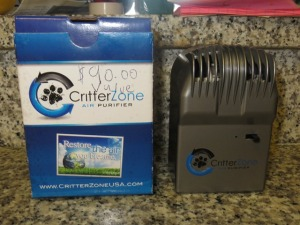 CritterZone Air Purifier