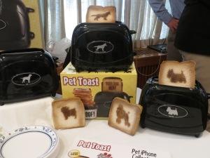 Pet Toast
