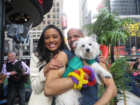 Pup Scouts on Good Morning America