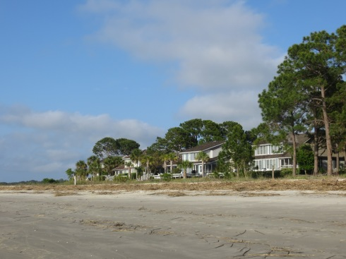 Land's End House on HHI