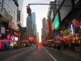 Manhattanhenge 023