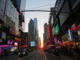 Manhattanhenge 024