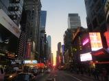 Manhattanhenge 029