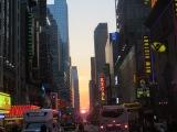 Manhattanhenge 035