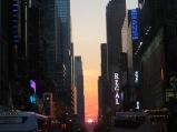 Manhattanhenge 037