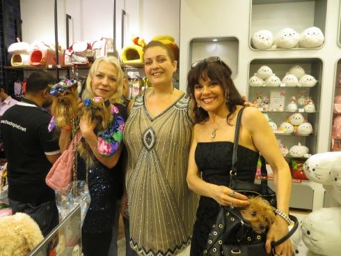 Grace Forster, Kimberly Freeman, Leslie Hughes