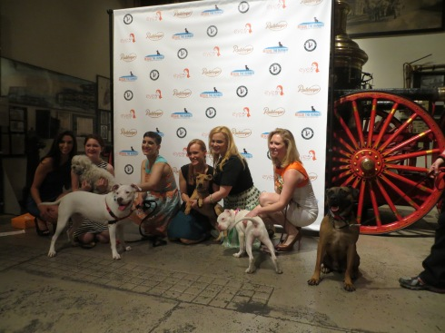 Rescue the Runway models including Elli Frank, Suleika Jaouad, Ashley Scott, Emma Kenney