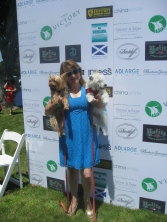 Victory Cup polo with your pup