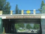 West entrance