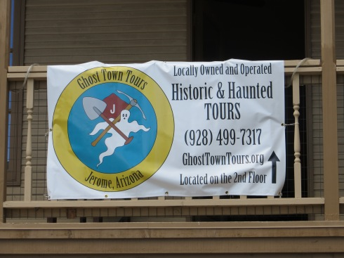 Jerome, Arizona Ghost Town