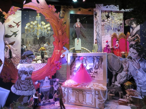 Lord & Taylor window
