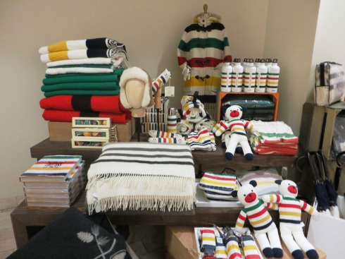 Hudson's Bay collection at Lord & Taylor