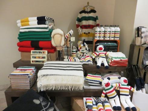 Hudson's Bay collection at Lord & Taylor
