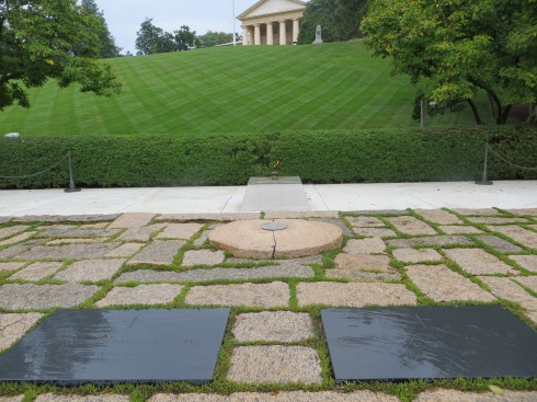 Arlington National Cemetery - JFK gravesite